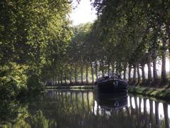 canal-midi-hausboot