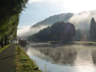 Morgenidylle in Lutzelburg