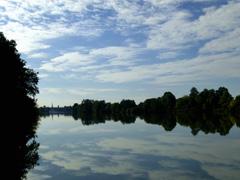 Flusslandschaften der Sâone