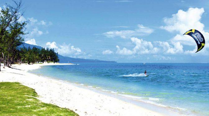 Mauritius – Kitesurfen an Traumstränden