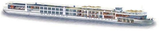 Premicon Queen - Flusskreuzfahrtschiff